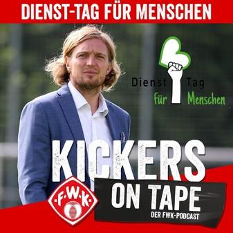 Dienst-Tag-Daniel-Sauer-Kickers-On-Tape